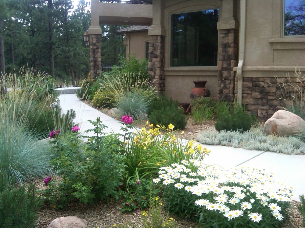 colorado springs materials landscaping - Garden Ideas Colorado