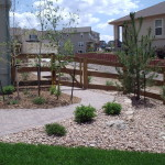 pathway landscaping paver