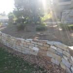 Siloam Retaining Wall