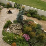 Courtyard plantings Landscaping Materials Colorado Springs