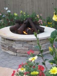 Garden Firepit