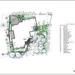 Rocky Mtn. entry - landscape design plan