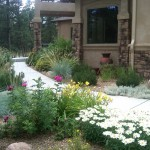 Colorado Springs materials landscaping