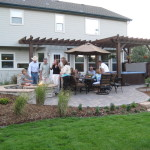 Outdoor Living landscape design services