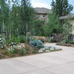 Springs materials landscaping Colorado