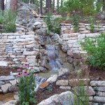 garden water features colorado springs