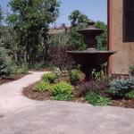 soil cement pathway
