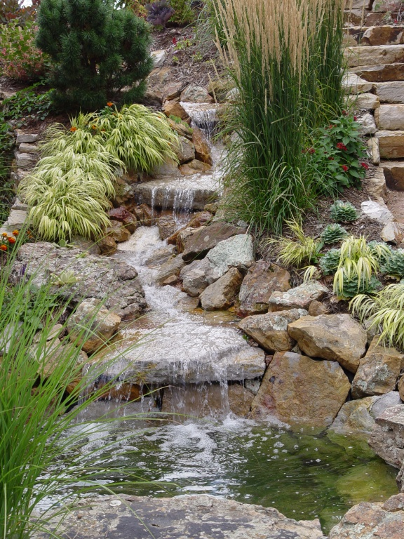 Water Features Colorado Springs Outdoor Water Fountains
