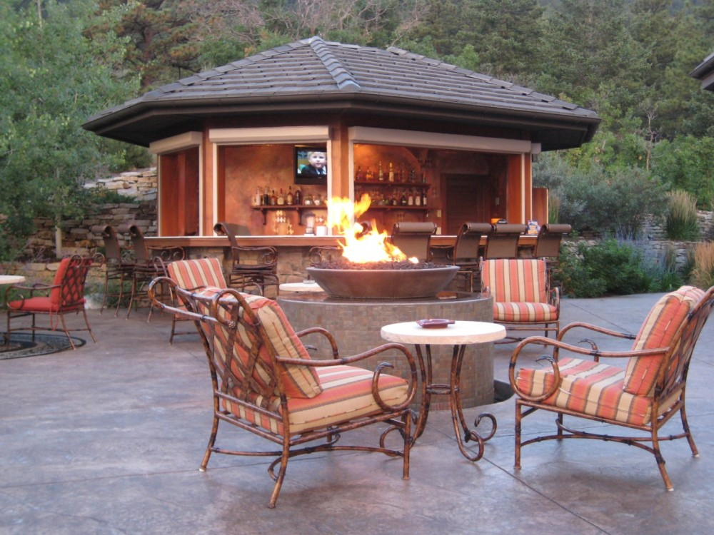 Fire Pit Design Colorado Springs - Outdoor Fire Feature