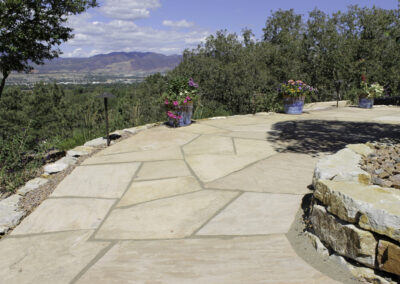 Cut Flagstone | Patio