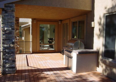 Deck | BBQ | Barbeque | Kitchen