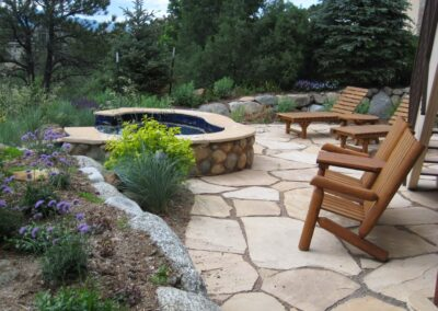 Hot Tub | Flagstone