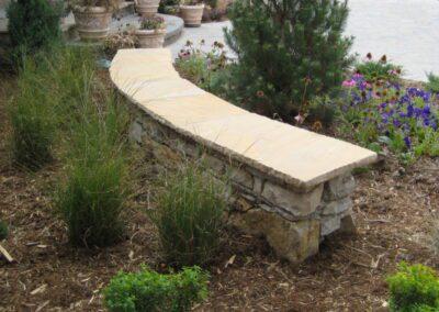Flagstone Seat