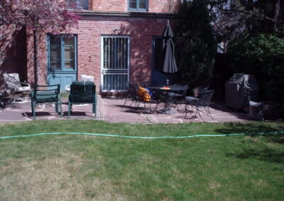 Patio Renovation Before