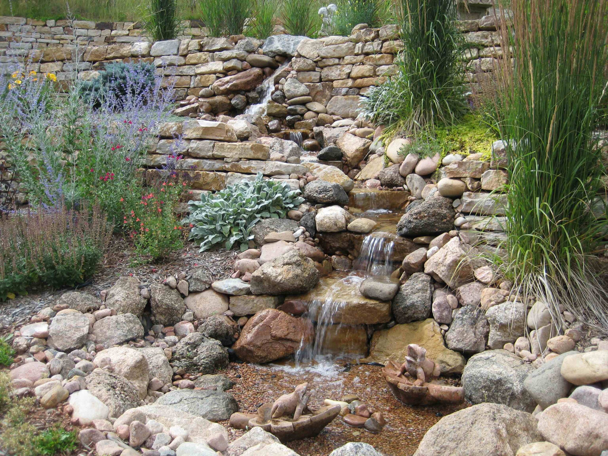 Terraced | Water Feature