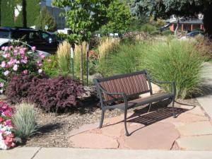 Flagstone Plantings